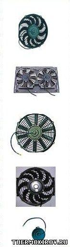 вентилятор конденсатора