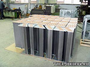 Производство холодильных установок «Dongin Thermo»